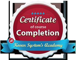 Kovar System's Acadamey